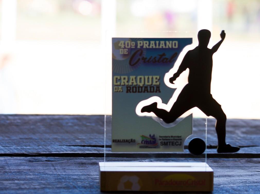 Foto de capa da notícia: Praiano premia os destaques das rodadas de dezembro
