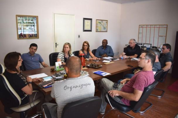 Foto de capa da notícia: Novo Superintendente da CORSAN visita Cristal