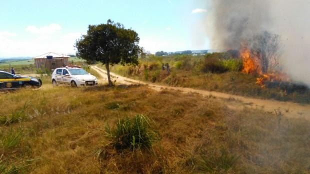 Foto de capa da notícia: Alerta contra as queimadas