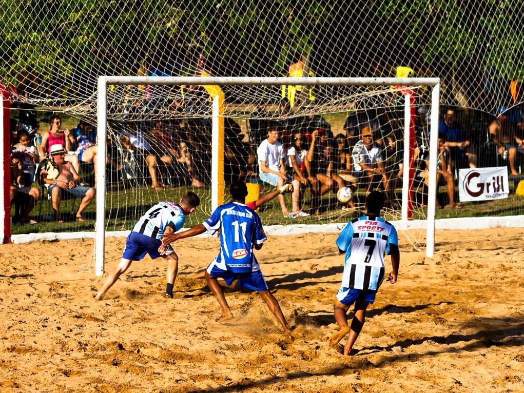 Foto de capa da notícia: Resultados da 4ª rodada do Campeonato Praiano