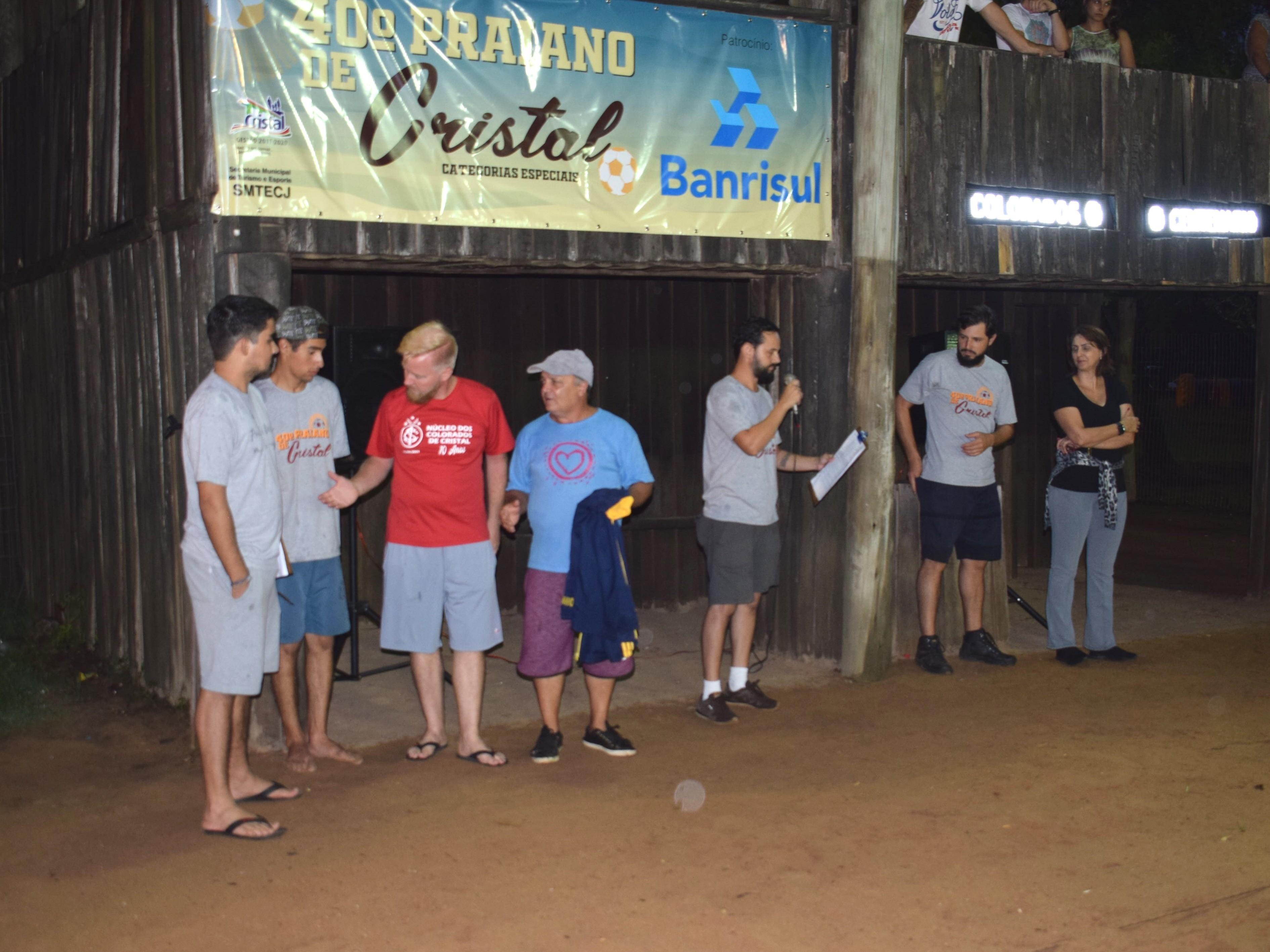 Foto de capa da notícia: Início das Categorias Especiais do Campeonato Praiano