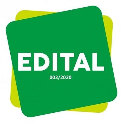 Foto de capa da notícia: Edital Nº 003/2020 - SMARH