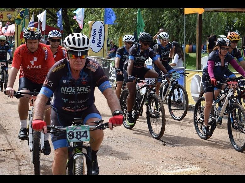 Foto de capa da notícia: Abertura da ZS Mountain bike em Cristal