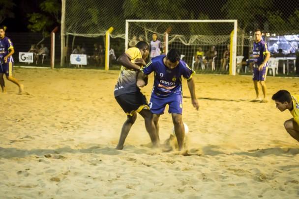 Foto de capa da notícia: Definições do Campeonato Praiano para as Semifinais