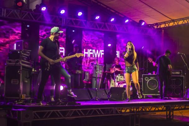 Foto de capa da notícia: Pré-carnaval em Cristal com grande público nas duas noites