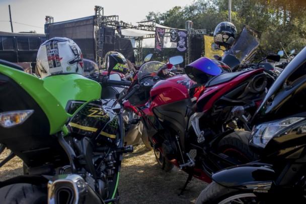 Foto de capa da notícia: 3º Moto Acampada de Cristal