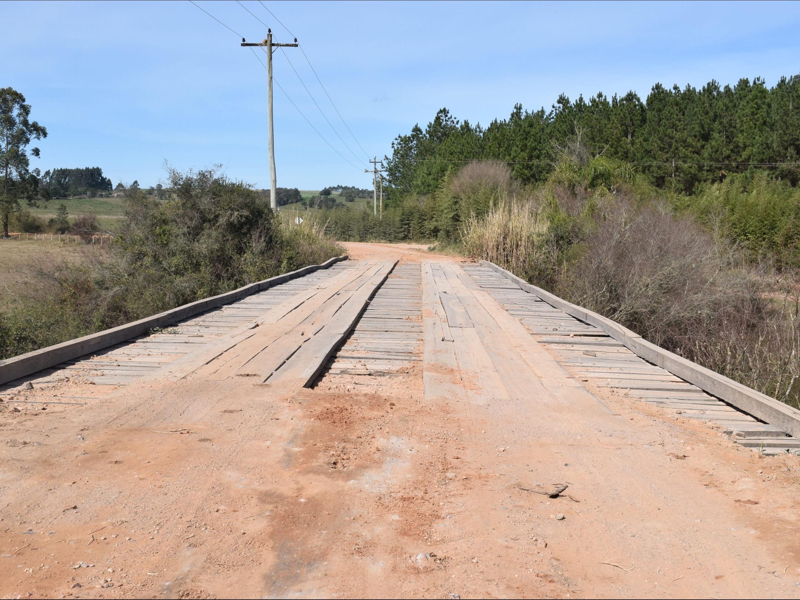 Foto de capa da notícia: Substituição da ponte do Ceriaco