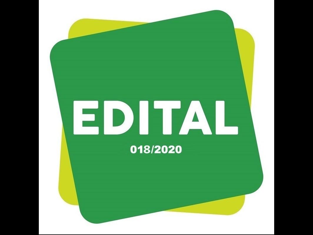 Foto de capa da notícia: Edital nº 18/2020
