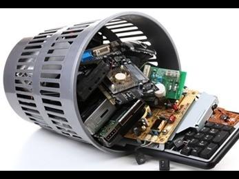 Foto de capa da notícia: Lixo Eletrônico
