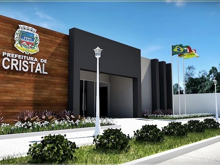 Foto de capa da notícia: Prefeitura acerta detalhes e empresa assina contrato para construção da nova sede do Executivo