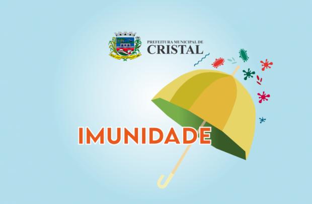 Foto de capa da notícia: Município lança protocolo de apoio ao fortalecimento da imunidade com suplementação de vitamina