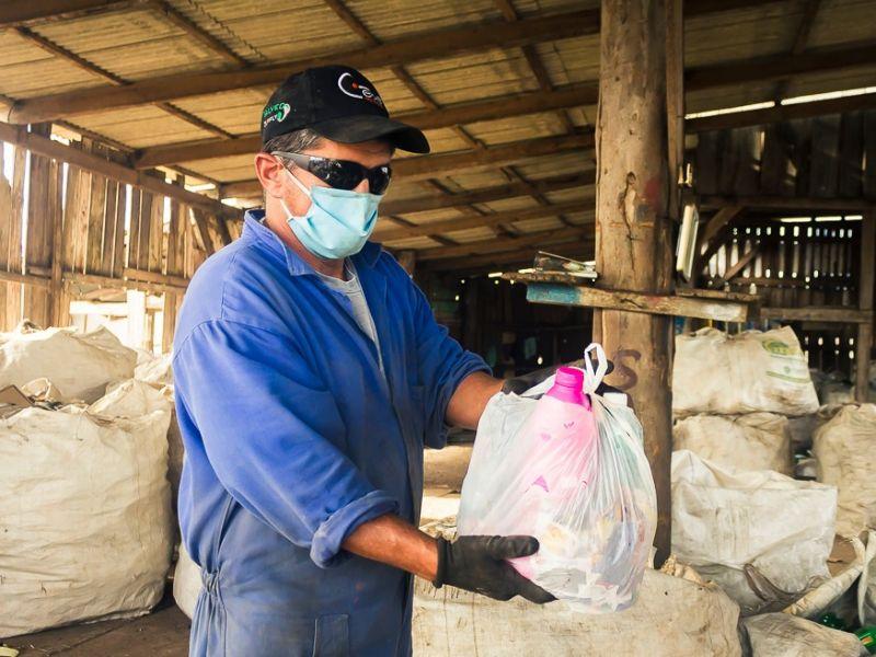Foto de capa da notícia: Lixo – a reciclagem e nosso compromisso no ciclo dos resíduos
