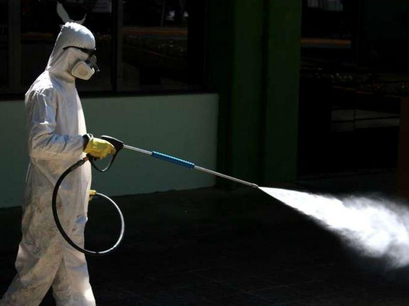Foto de capa da notícia: Sanitização