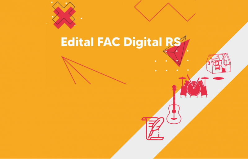 Foto de capa da notícia: FAC Digital RS aprova quatro artistas de Cristal