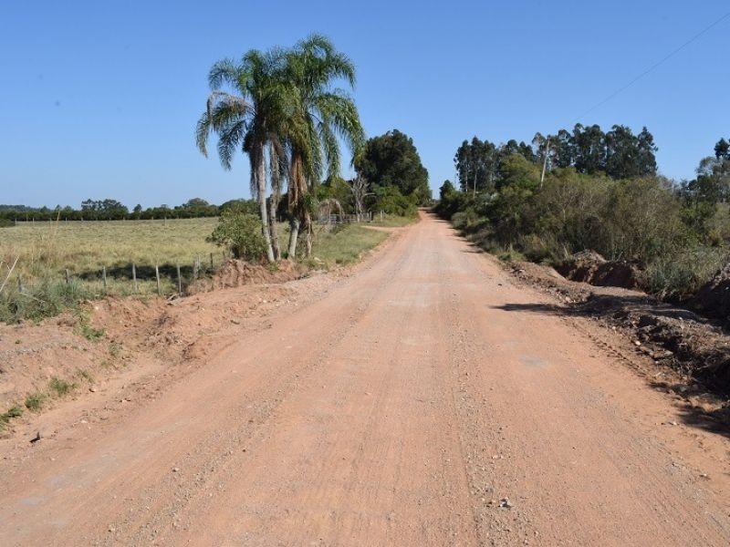 Foto de capa da notícia: Barreira Sanitária preventiva na área rural de Cristal