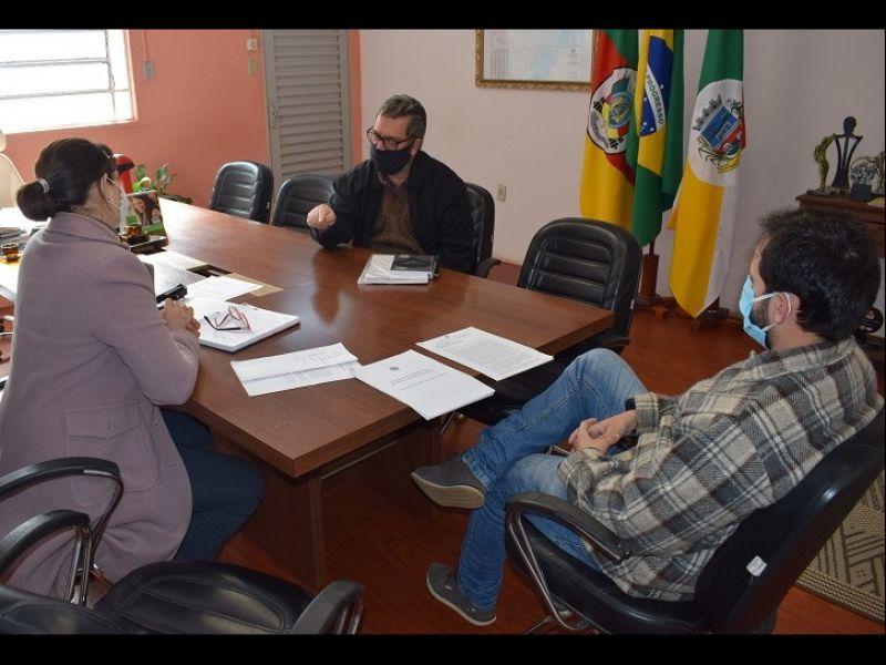 Foto de capa da notícia: Novo Loteamento no Bairro Longaray