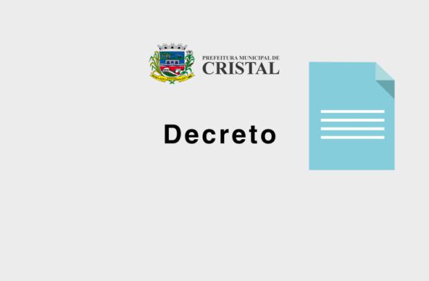 Foto de capa da notícia: Decreto Nº 2672, 04 de agosto de 2020