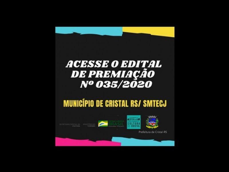 Foto de capa da notícia: Prefeitura lança Edital  de Ação Emergencial da Cultura com premiação para Projetos Culturais