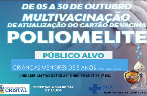 Foto de capa da notícia: Dia D de Vacinação
