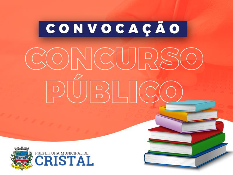 Foto de capa da notícia: Edital de Convocação do Concurso Público N° 005/2021