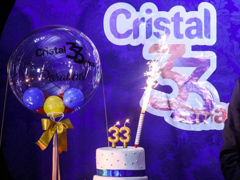 Foto de capa da notícia: Cristal completa 33 anos em Abril: confira as atividades comemorativas