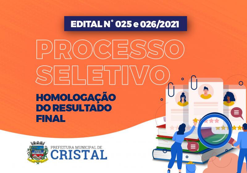 Foto de capa da notícia: Divulgado o resultado final do Processo Seletivo para Auxiliar de Serviços Gerais