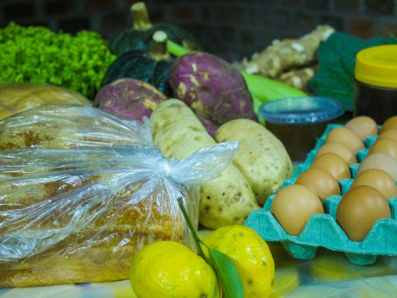 Foto de capa da notícia: 3,7 toneladas de alimentos da agricultura familiar de Cristal são entregues para famílias em situação de vulnerabilidade social através do Programa de Aquisição de Alimentos