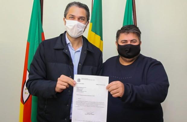 Foto de capa da notícia: No valor de trezentos mil reais, Cristal recebe emenda destinada para a estrutura na atenção básica de saúde