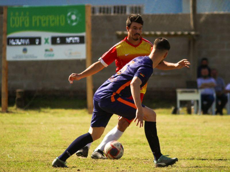Foto de capa da notícia: Primeira rodada da 14ª Copa Prefeito aconteceu no último domingo (17)