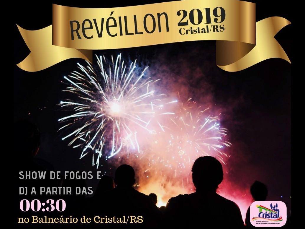 Foto de capa da notícia: Revéillon 2019