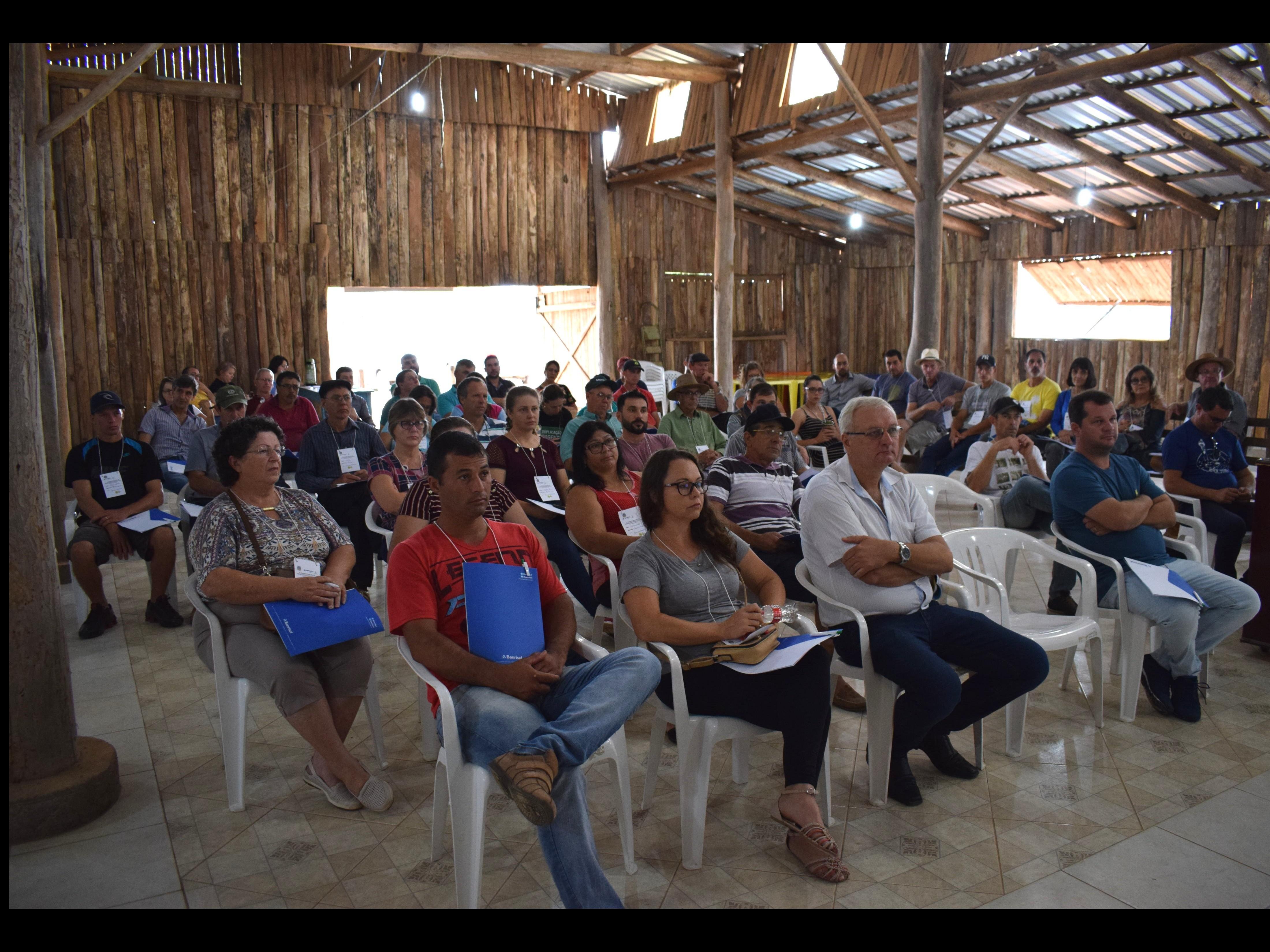 Foto de capa da notícia: 2° Seminário Municipal de Desenvolvimento Rural
