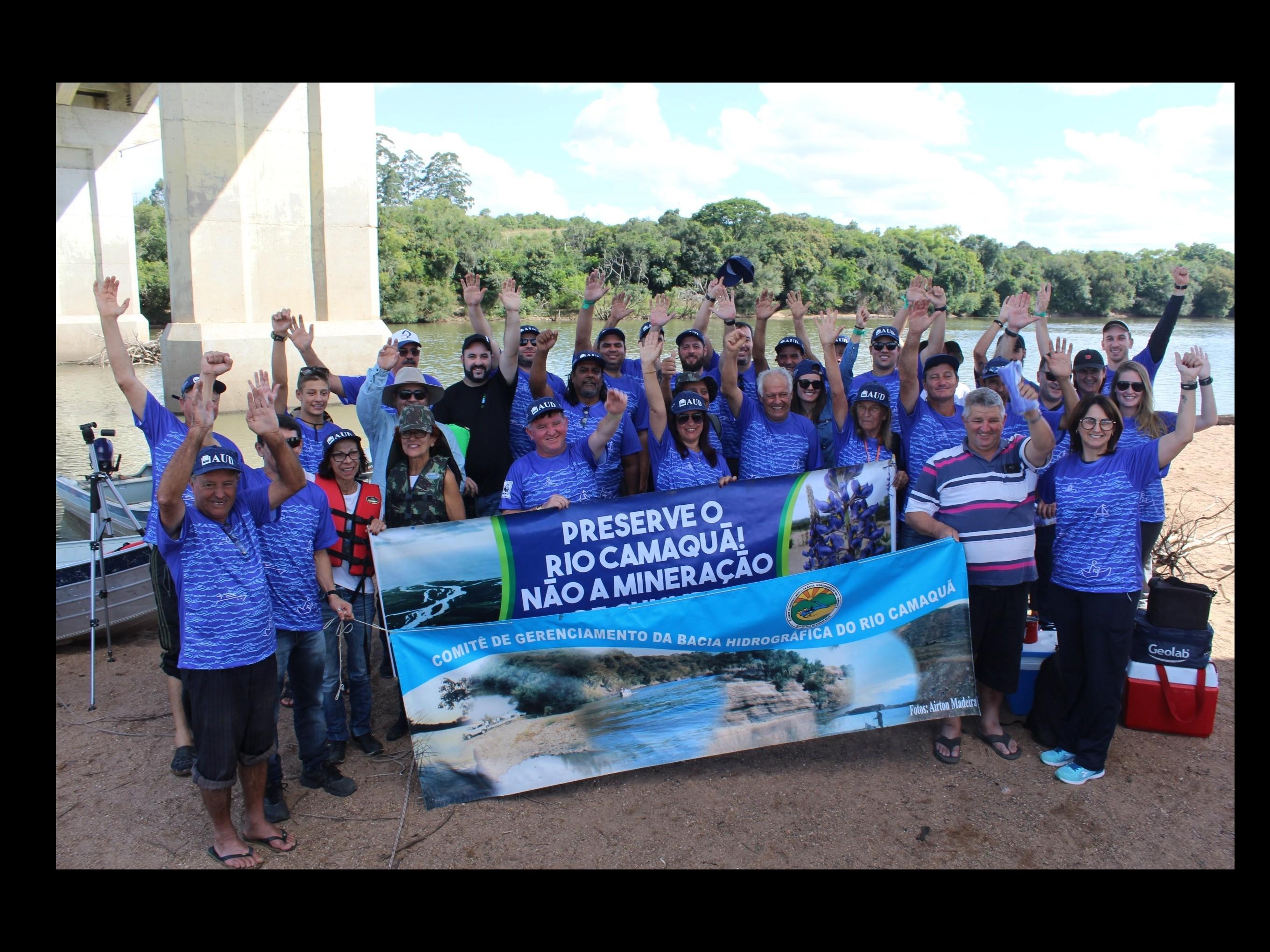 Foto de capa da notícia: 2ª Expedição pelo Rio Camaquã