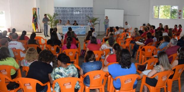 Foto de capa da notícia: VII Conferência Municipal de Saúde de Cristal