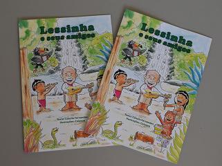 Foto de capa da notícia: CAPOCAM e Criarte entregam livros