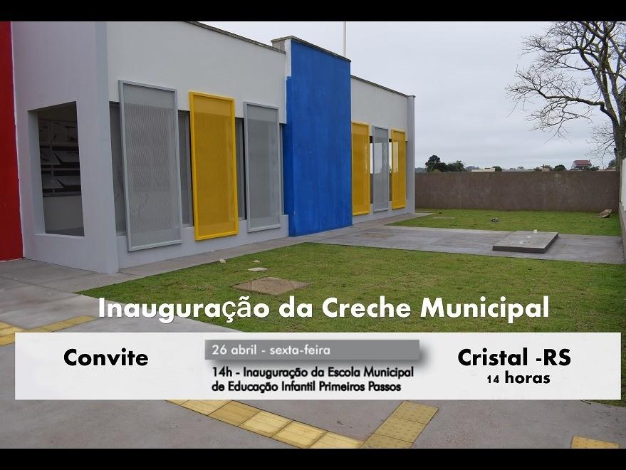 Foto de capa da notícia: Creche Municipal
