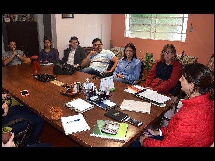 Foto de capa da notícia: ACIRA se reúne com o Executivo Municipal