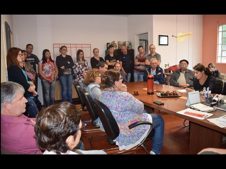 Foto de capa da notícia: Reforma do prédio do Executivo Municipal