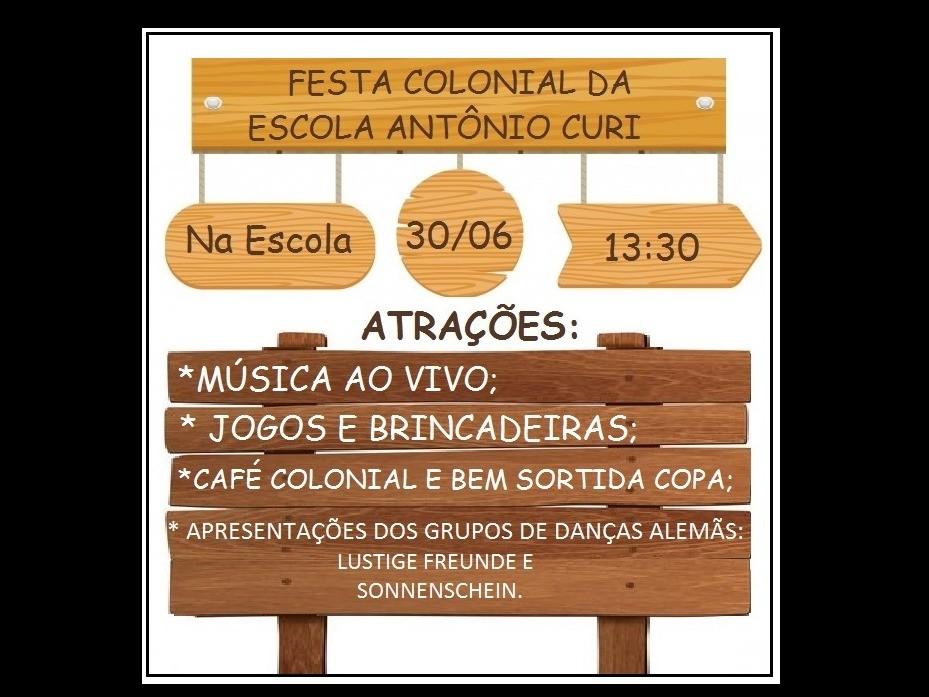 Foto de capa da notícia: Festa na Antônio Curi