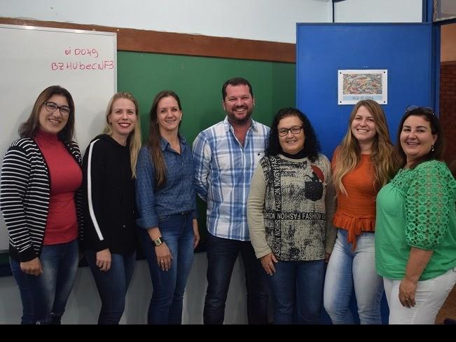 Foto de capa da notícia: Formação de Professores