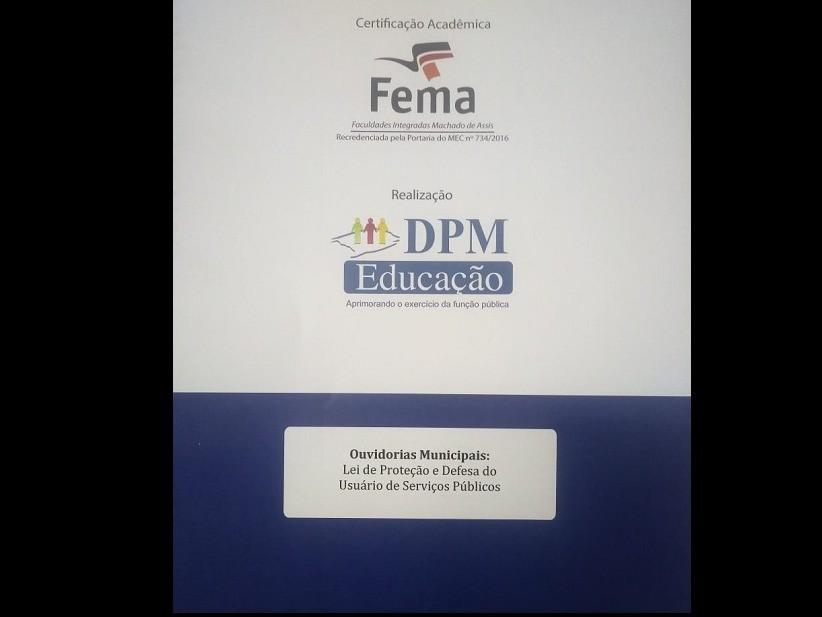 Foto de capa da notícia: Curso na DPM em Porto Alegre