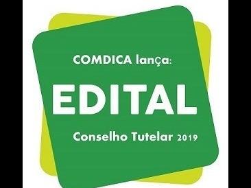 Foto de capa da notícia: Retifica Edital COMDICA 2019