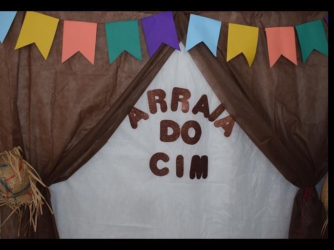Foto de capa da notícia: CIM, CRAS e ARTETERAPIA realizam Festa Julina