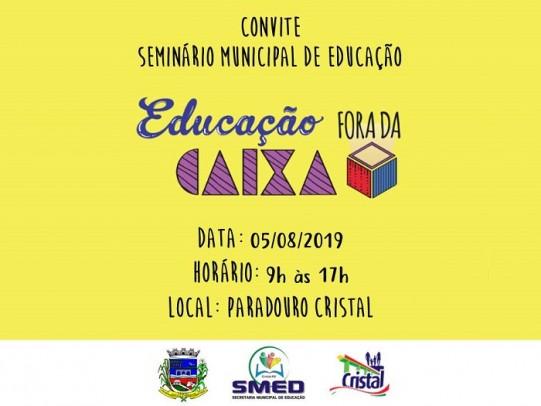 Foto de capa da notícia: Educação Fora da Caixa