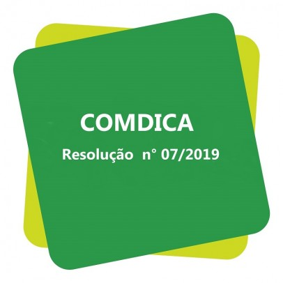 Foto de capa da notícia: COMDICA