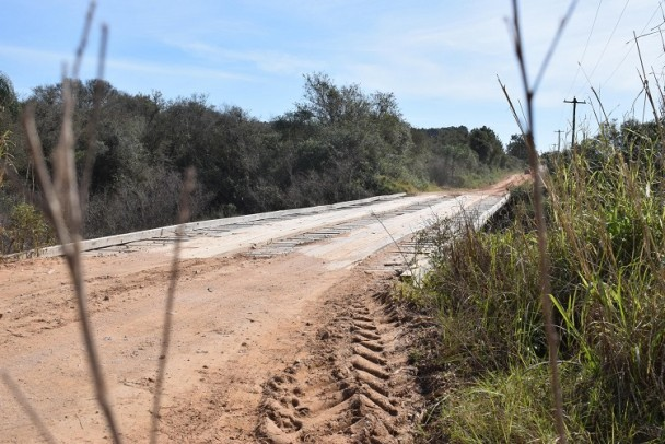 Foto de capa da notícia: Nova Ponte do Ceriaco