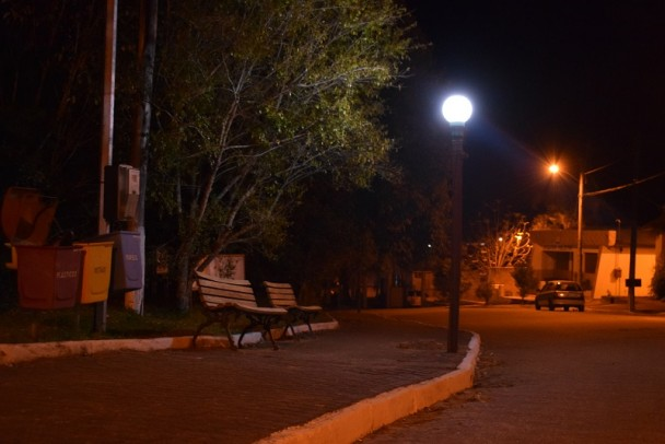 Foto de capa da notícia: Iluminação no Capão da Amizade