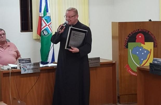 Foto de capa da notícia Título de Cidadão Honorário