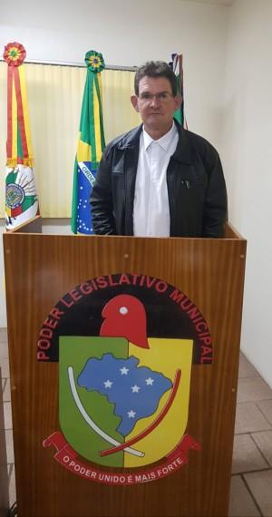 Foto do Vereador(a) Luis Ademar Recktenwaldt