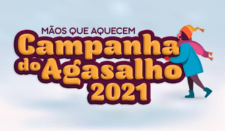 Banner 1 - Campanha do Agasalho 2021