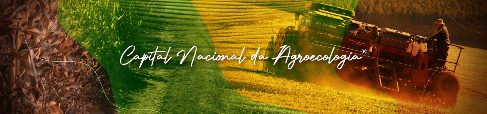 Banner 2 - Capital Nacional da Agroecologia